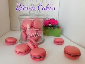 macarons cassis