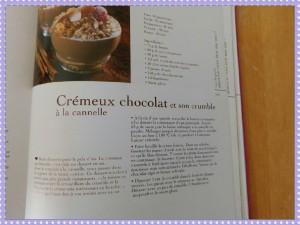 Recette du livre Mon coach pâtisserie
