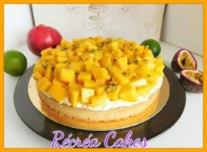 Mangue , fruits de la passion , Battle Food #41