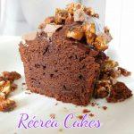 l'intérieur du cake ;) yumyum !